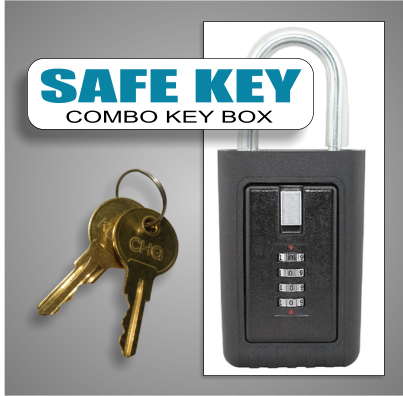 Kentucky Combo Key Box