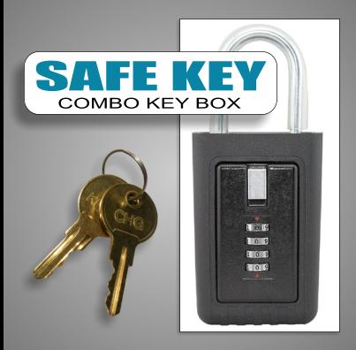 Utah Combo Key Box