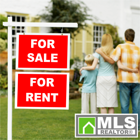 List sale or rent on the MLS