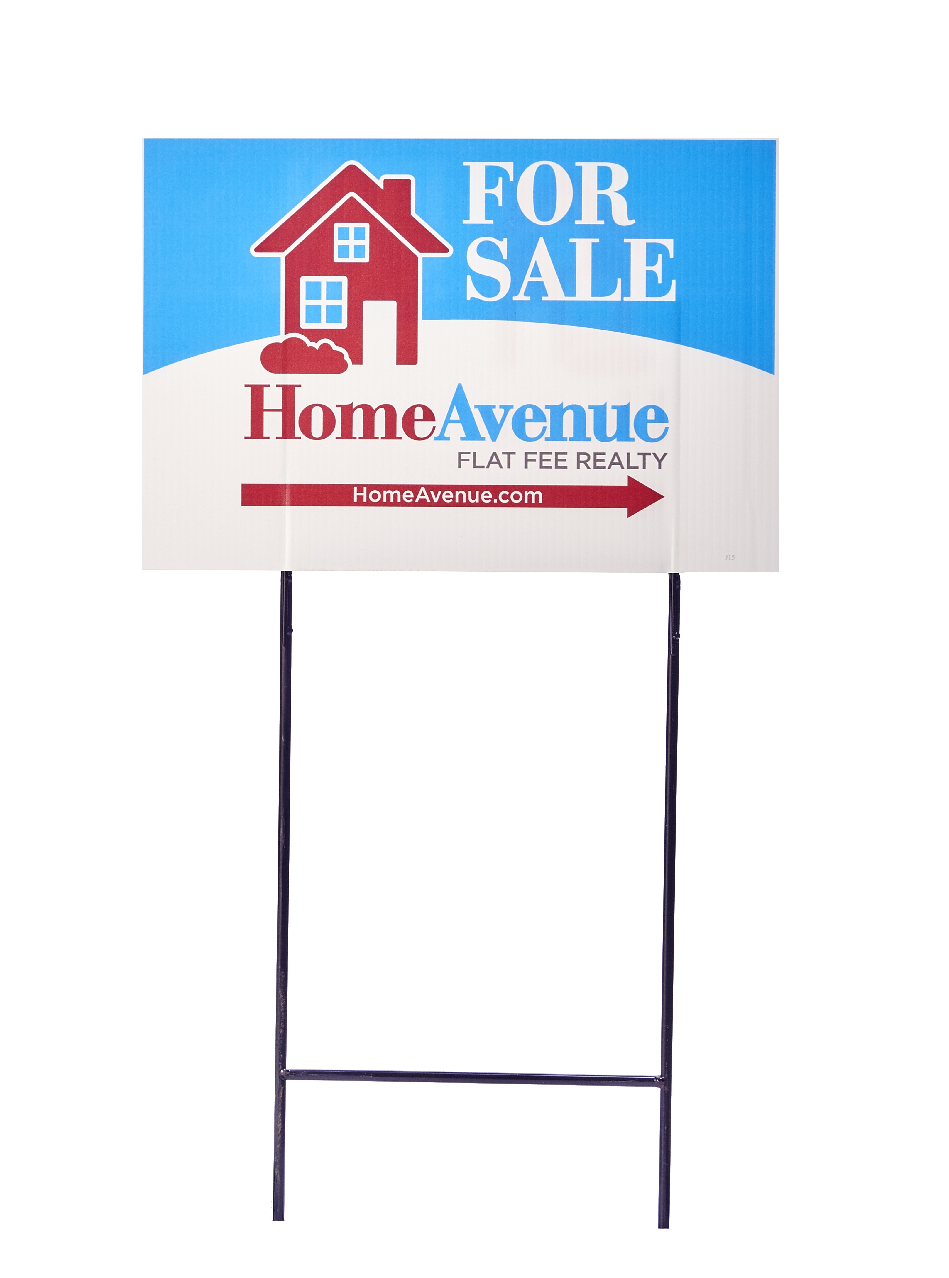 Home Avenue Flat Fee Real Estate Signs