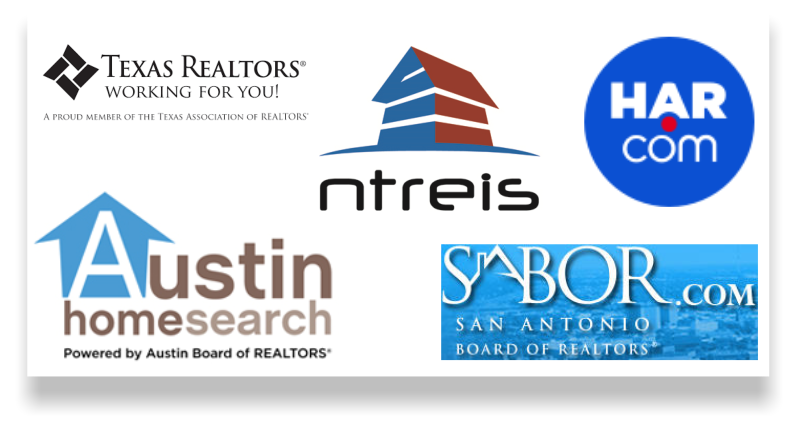 Texas real estate web sites