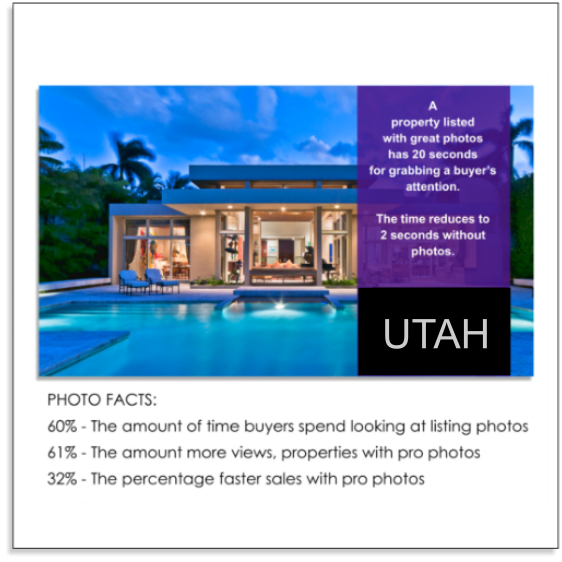 Utah professional real estate photos