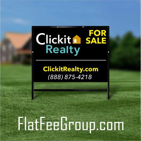 North Carolina Flat Fee MLS Sign