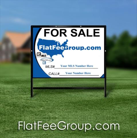 Flat - sign