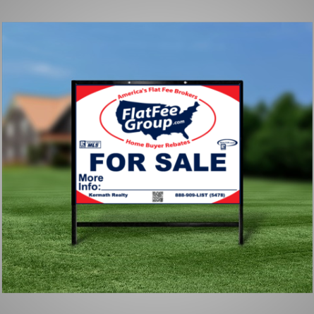 Michigan For Sale Sign