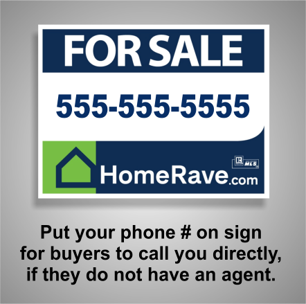 Arizona Real estate sign