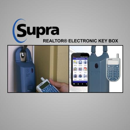 Supra Key Box