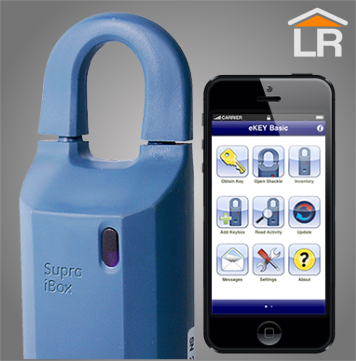 supra electronic key box